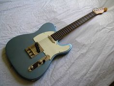 I'm gonna assemble a tele with USACG rosewood neck, Callaham hardware and MJT nitro relic finish. I love the feel of rosewood so much and I prefer it. Telecaster Guitar, Fender Guitars, Beautiful Guitars, Guitar Picks, Guitar Amp, Music Stuff, Music Is Life, Cool Stuff, Dream Boards