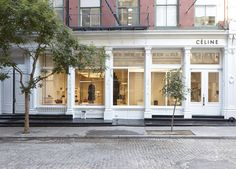 Céline Store SoHo OpeningMONDAY TO SATURDAY 11.00 AM – 7.00 PM SUNDAY 12.00 PM - 6.00 PM . 67 WOOSTER STREET NEW YORK 10012