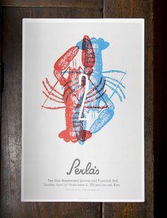 Design and Brand Development. Food Graphic Design, Menu Design, Graphic Design Inspiration, Book Design, Typography Poster, Typography Design, Lobster Season, Crawfish Season, Grafic Art