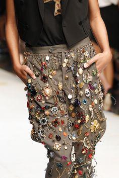 mens fashion and style Dolce & Gabbana Spring 2017 Ready-to-Wear Fashion Show Details Fashion Week, Fashion 2017, Couture Fashion, Runway Fashion, Fashion Show, Womens Fashion, Fashion Trends, Milan Fashion, Fashion Art