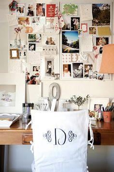 home inspiration: DESK TOPS