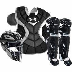 Under Armour Adult Pro Baseball Catcher's Gear Set - $409.99