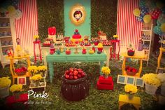 """Photo 1 of 18: Snow White / Birthday """"Snow White Forest"""" 