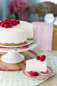 Muero por un trocito de mi tarta de Mousse de Crema Pastelera...es que es mi perdición