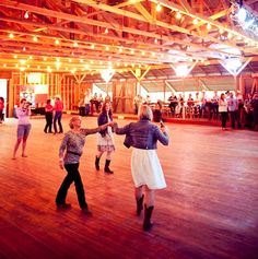 Check out 6 Must See Central Texas Dance Halls! Pictured: Albert Dance Hall  in Albert / Stonewall, TX.The 88 year old Albert Dance Hall is situated between Johnson City and Fredericksburg, TX. It has a recently renovated ice house and plenty of shaded spots outside.