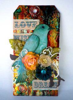 Bird ART TAG