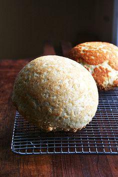 gluten-free peasant bread by alexandracooks, via Flickr
