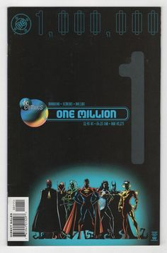 Justice League of DC One Million Dc Comics, Action Comics, Comics Online, Grant Morrison, Wally West, Cbr, Dc One Million, Green Lantern Kyle Rayner, Ted Knight