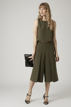 image of topshop culottes