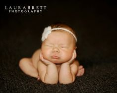 Inspire: Newborn Session by Laura Brett Photography :: Inspire Me Baby