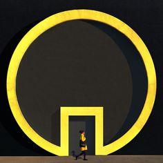 La arquitectura de Estambul se vuelve arte abstracto en esta serie fotográfica | The Creators Project