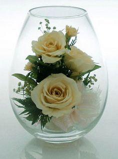 ru / Photo # 99 – Floristry-art of … – Flowers Desing Ideas Rosen Arrangements, Beautiful Flower Arrangements, Floral Arrangements, Beautiful Flowers, Unique Flowers, Simple Centerpieces, Wedding Centerpieces, Deco Floral, Flower Crafts