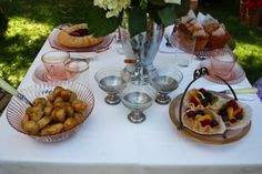 Food, glorious food : )