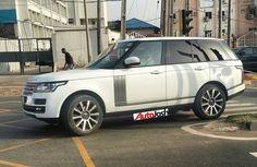 High end luxury sport utility vehicle. #rangerover #autobiography #autojoshng #blogger