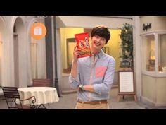 이종석Lee Jong Suk 농심 새우깡CF Making - YouTube