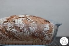 I have kept this recipe under my sleeve for quite a long time, and since my easy crusty bread recipe has been so popular, I thought I would post the healthiercombination of ingredientsthe love