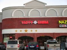Tasty China, Marietta GA   Marie, Let's Eat!