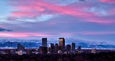 Denver, CO...the dream I followed... not sure how it would turn out... I'm not disappointed...   : )
