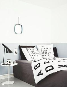 Sypialnia styl Skandynawski - zdjęcie od Fabryka Form - Sypialnia - Styl Skandynawski - Fabryka Form