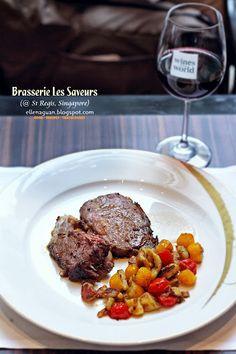 Cuisine Paradise | Singapore Food Blog | Recipes, Reviews And Travel - Brasserie Les Saveurs @ The St Regis, Singapore