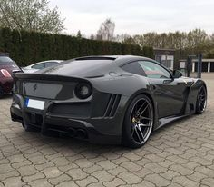 "2,516 Likes, 50 Comments - Novitec Group (@novitecgroup) on Instagram: ""#Novitec Rosso #Ferrari #F12 N-Largo S"""