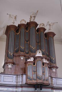 Bätz-orgel Grote Kerk 's-Hertogenbosch