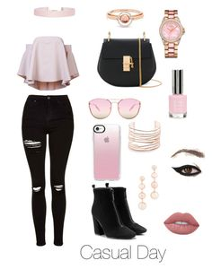 Designer Clothes, Shoes & Bags for Women Really Cute Outfits, Cute Comfy Outfits, Beautiful Outfits, Girls Fashion Clothes, Teen Fashion Outfits, Edgy Outfits, Bad Girl Outfits, Movie Inspired Outfits, Tv Show Outfits