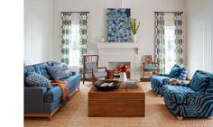 Andrew Howard Interior Design Living Room