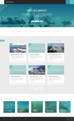 Theme page by Online Department