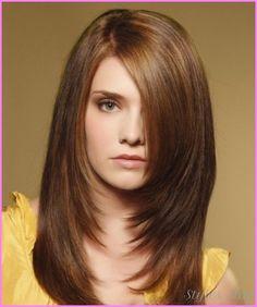 nice Long haircuts for thin hair with bangs