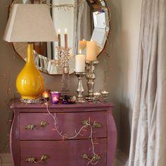 Flur Diele Wohnideen Möbel Dekoration Decoration Living Idea Interiors home corridor - Bunte Flur