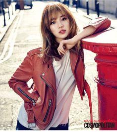 Miss A's Suzy is Featured in Cosmoplitan | Koogle TV
