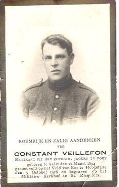 Forum Eerste Wereldoorlog :: Bekijk onderwerp - Belgische oorlogslachtoffers per gemeente