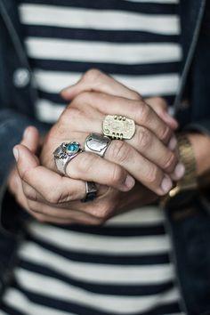 { stripes & rings }