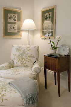 .Cozy chair