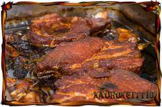 Smoked Pork with Guinness - Kauhukeittiö