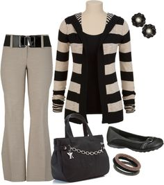 "PLUS SIZE OUTFIT ""Untitled #171"" by bkassinger on Polyvore"