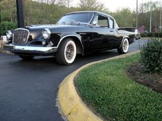 Classic Studebaker Hawks | 1961 studebaker hawk | Flickr - Photo Sharing!