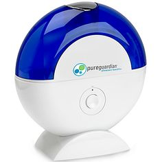 Cool Mist Ultrasonic Humidifier, Small Pure Guardian Humidifier