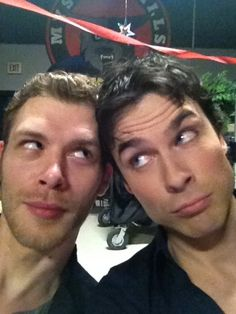 @Mallory Isenberg @Casey Endaluz, so funny to see Klaus like this. haha!