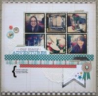 A Project by crafty.kari from our Scrapbooking Gallery originally submitted 05/16/12 at 01:38 PM