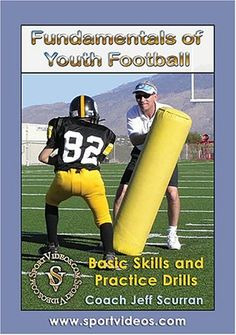 American Football - Fundamentals Of Youth American Football DVD - Click picture for details