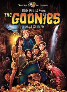 Celebrate Goonies Day with festivities this weekend in Astoria, Oregon!