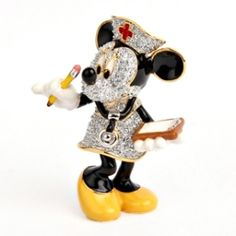 JEWELED MINNIE NURSE - My sister bought this this when I graduated nursing school...I LOVE IT