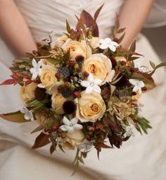 fall wedding bouquet pictures | Wedding Bouquet: Wedding Flowers, Wedding Bouquets, Bridal