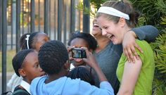Volunteering at a Lutheran AIDS ministry in Soweto, South Africa, gave a group of Concordia students insight into global challenges faced by people of all ages. #cordmn