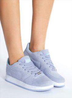 B776-12 Vices   Błękitne sneakersy Industry w DeeZee.pl