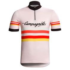 My favoriet shirt (before crash): Campagnolo Heritage Jersey