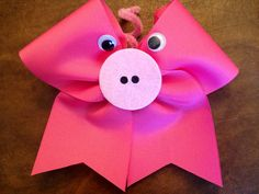 Cheer Bow - Pig... not brave enough to wear! :p