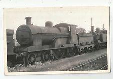 ireland irish railway private postcard train at mallow co. cork